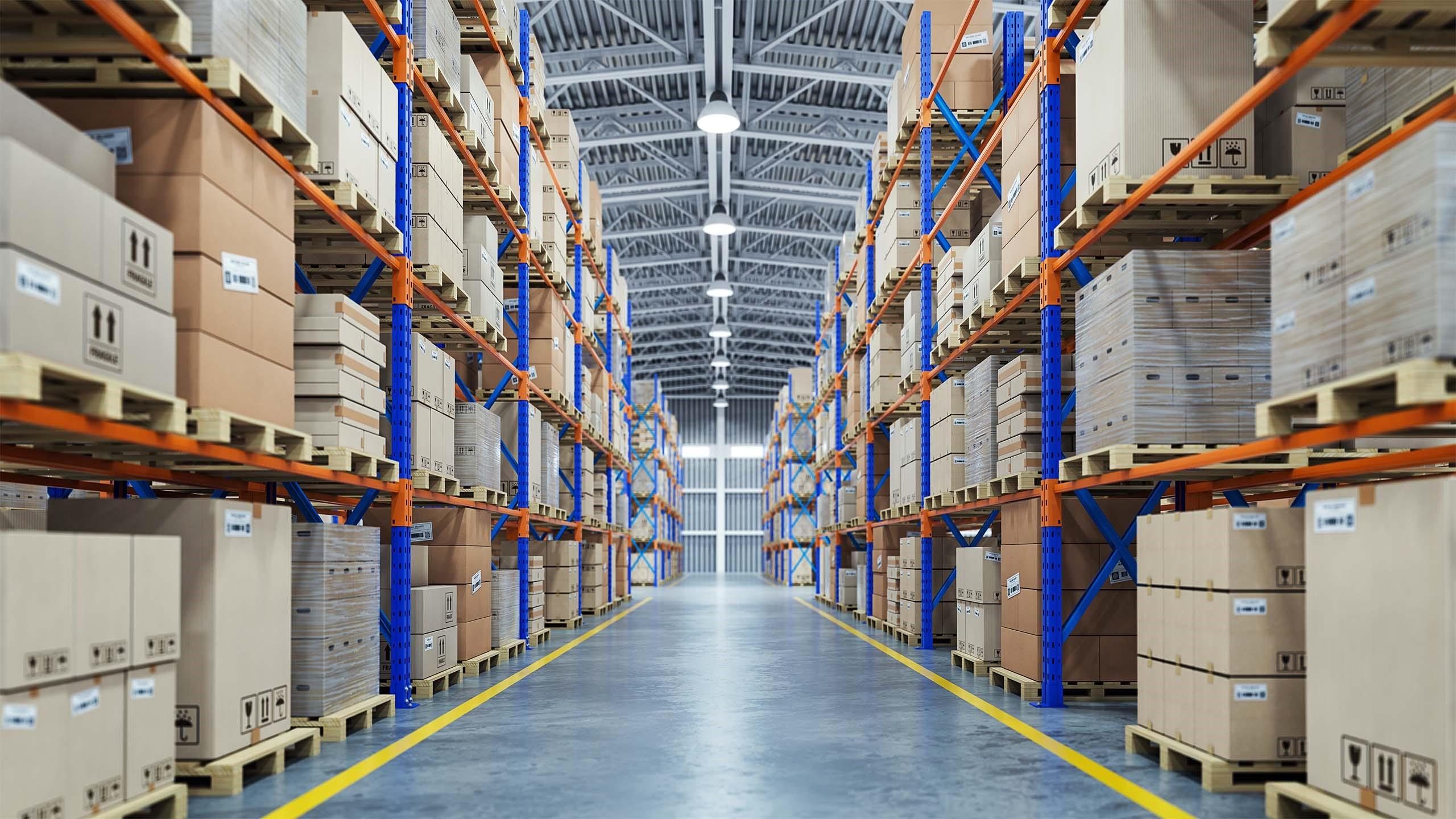 Memahami Gudang Logistik dan Fungsinya