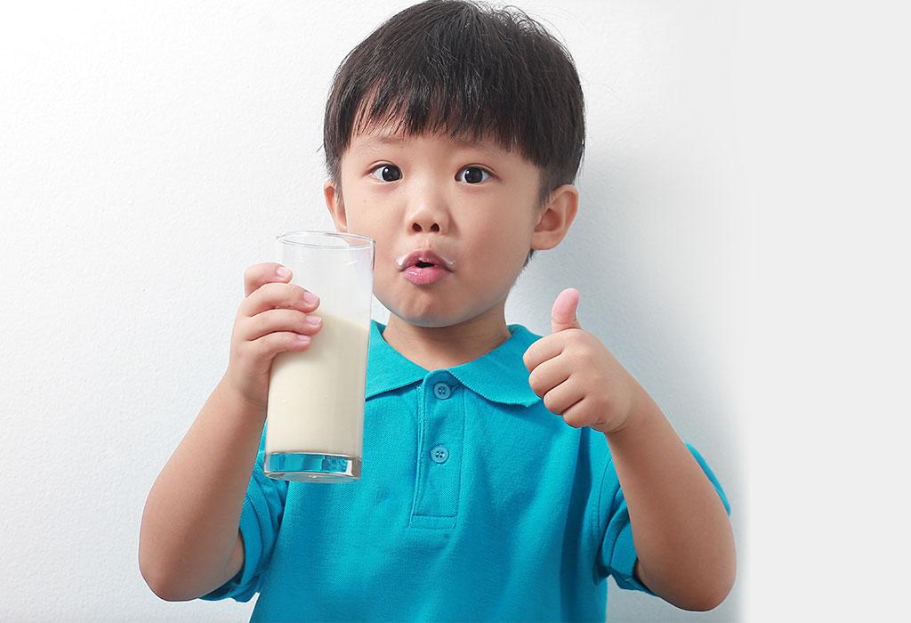 Pentingnya Memberikan Susu Pertumbuhan Anak Secara Rutin